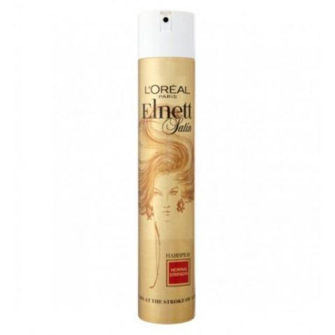 L'Oréal Paris Elnett Satin Normal Strength Hairspray 400ml