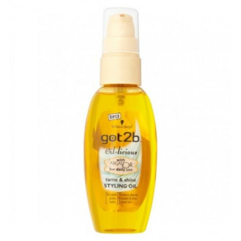 Schwarzkopf got2b Oil-licious with Argan Oil 50ml