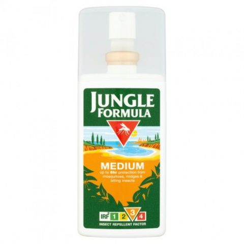 JJungle Formula Pump Medium 90ml