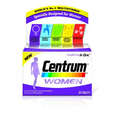 Centrum Women Vitamins (30)