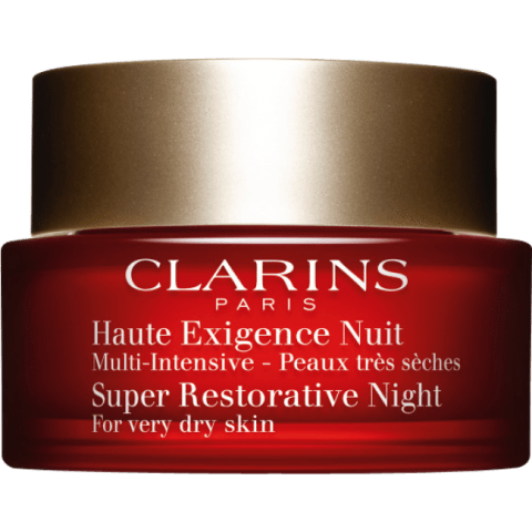 Clarins Super Restorative Night Wear 'Very Dry Skin' 50ml