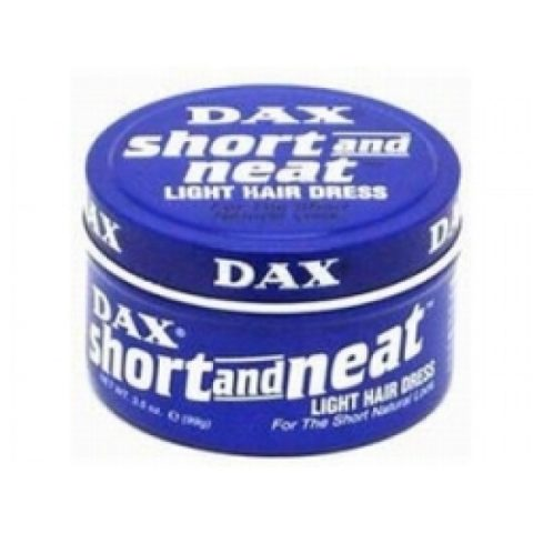Dax Wax Short & Neat BLUE 99g|Buy online at McDaids Pharmacy Ireland