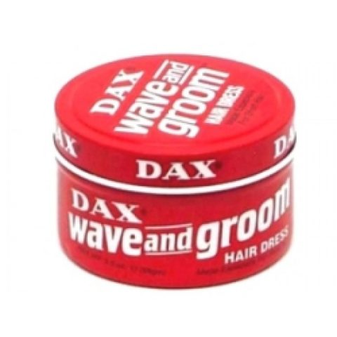 Dax Wax Wave & Groom RED 99g|Buy online at McDaids Pharmacy Ireland
