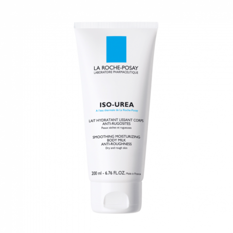 La Roche-Posay  ISO-UREA Body Milk 200ml Tube