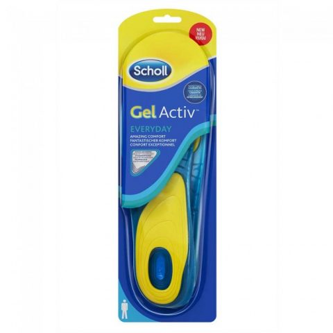 Scholl GelActiv Everday for Men