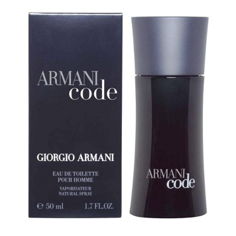 Giorgio Armani Code Eau De Toilette 50ml Spray