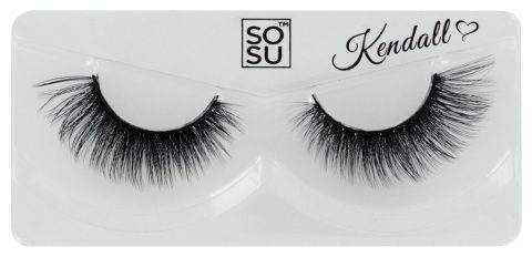 SOSU by Suzanne Jackson 3D Fibre Lashes - Kendall
