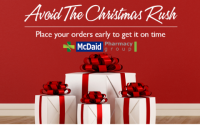 Christmas Delivery Dates – Online Orders