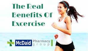 The Miracle Cure …. Excercise!