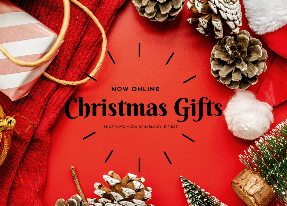 Christmas Gifting Is Now Online at McDaidPharmacy.ie